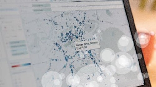 Use Tableau to Track the Virus Through Actionable Data